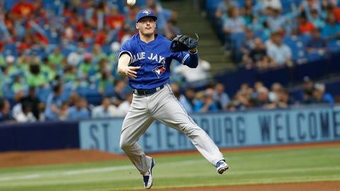 Third base: Josh Donaldson - Blue Jays
