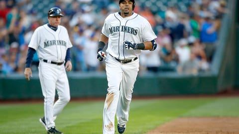 Designated hitter: Nelson Cruz - Mariners