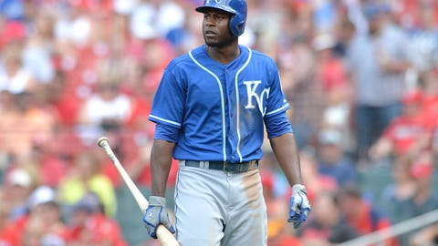 Outfield: Lorenzo Cain - Royals