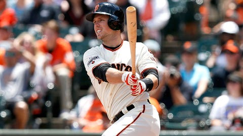 Catcher: Buster Posey - Giants