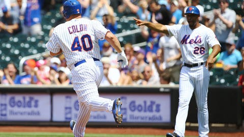 High: Colon does it all (5/31)