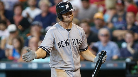 Brett Gardner - 'Squirrel'