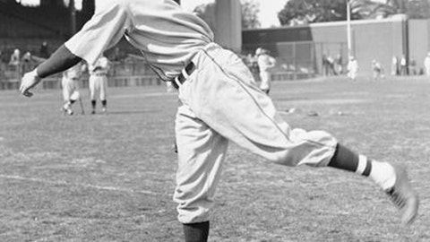 Hubbell's strikeout run: July 10, 1934, at the New York Polo Grounds
