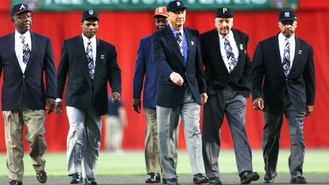 The All-Century Team: July 13, 1999, at Fenway Park in Boston