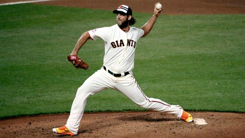 Madison Bumgarner -- San Francisco Giants