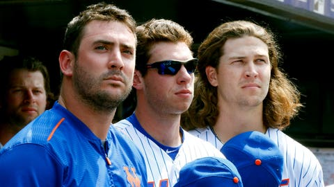 New York Mets: Stay healthy
