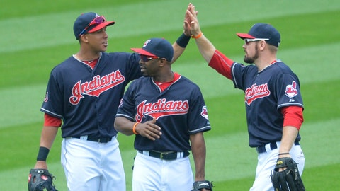 Cleveland Indians first-half highs and lows