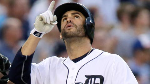 Martinez hits 26th homer, Tigers beat Orioles 7-3