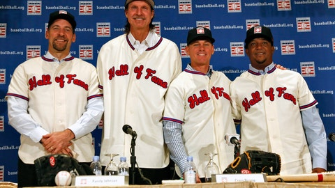 The Cooperstown Class of 2015