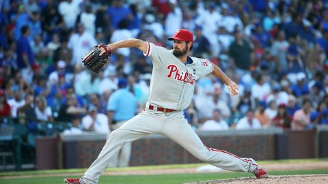 Cole Hamels, SP, Phillies