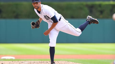 David Price, SP, Tigers