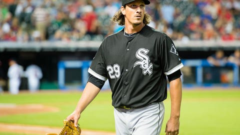 Jeff Samardzija, SP, White Sox