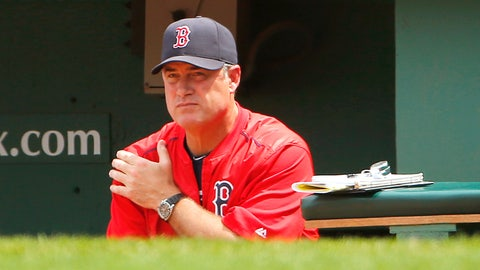 Boston Red Sox: John Farrell