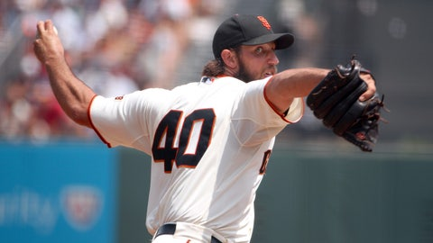 Madison Bumgarner lands on DL after dirt bike accident