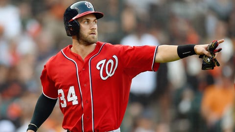 Will pitchers throw to Bryce Harper this season?