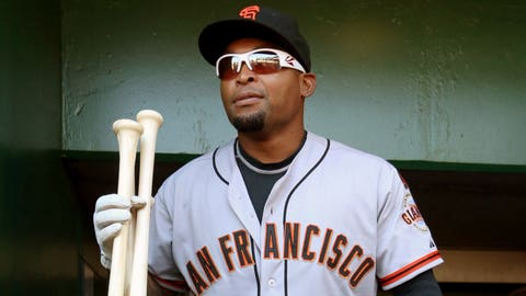 Free agency preview: OF Marlon Byrd
