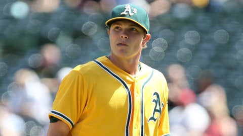 Athletics: Will Sonny Gray be on the Opening Day roster?