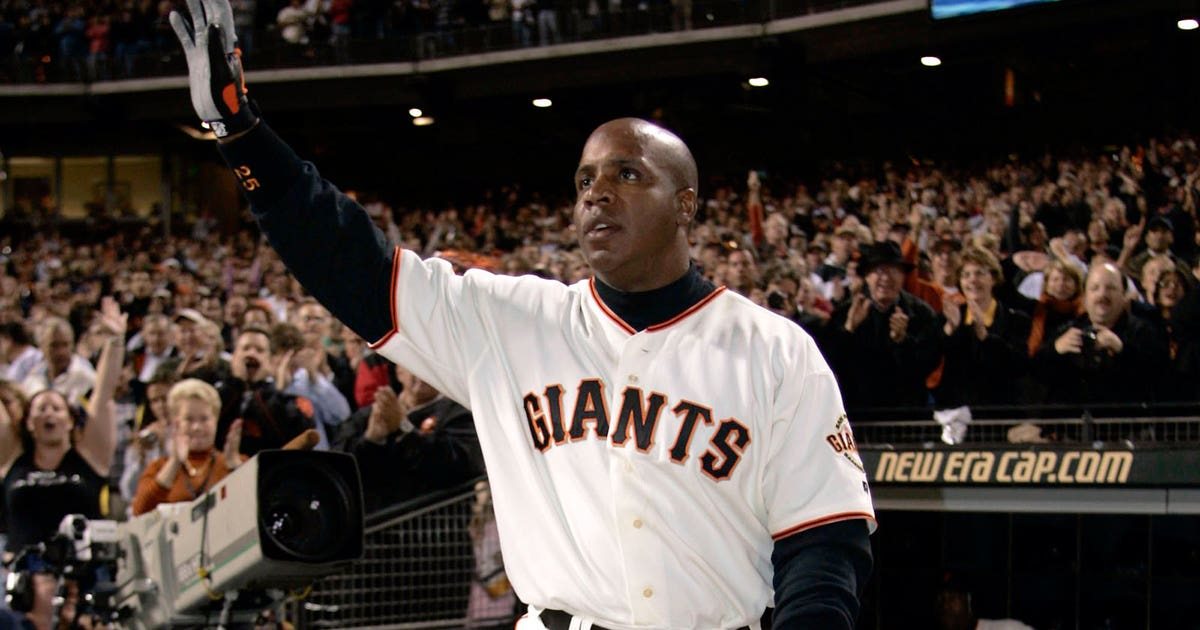 Barry Bonds reunites with San Francisco Giants in front office role