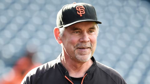 San Francisco Giants: Bruce Bochy