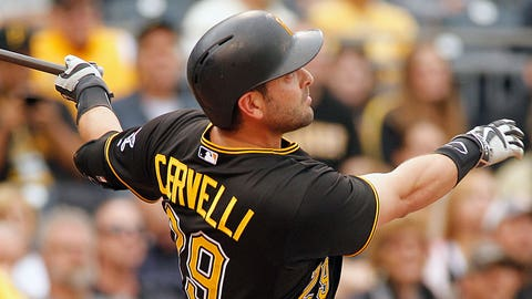 Cervelli (PIT) - available in 88% of leagues