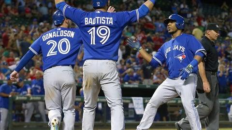 Blue Jays: The Big Three
