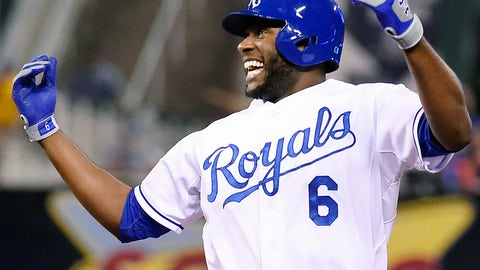 Royals': The emergence of Lorenzo Cain