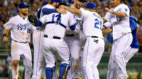 Why the Kansas City Royals will win the World Series