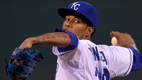 Royals: The revitalized ace