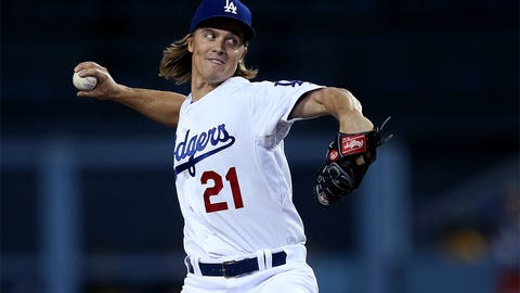 After Kershaw, there's Zack Greinke