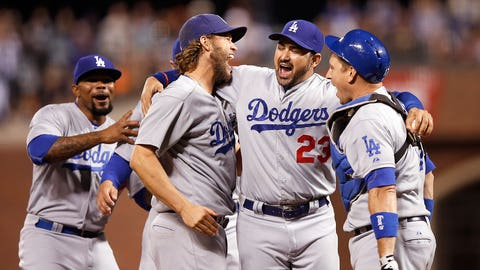 Why the Dodgers will win it all