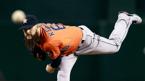 Astros: The unheralded rotation