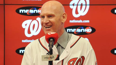 High: First managerial stint holds major promise (Oct. 31, 2013)