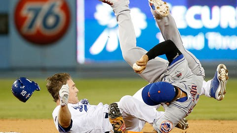 Was Chase Utley's slide dirty?
