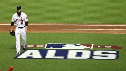 Houston Astros: 54 Years