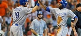 Never say die: Royals rally past Astros in 8th inning to force Game 5