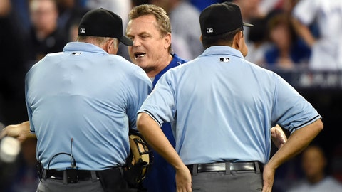 Get a clue, Blue! The most controversial calls in MLB postseason history