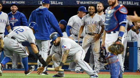 Act One, Scene Two: Odor scores