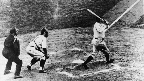 1910-45: Cubs reach World Series seven times, never win