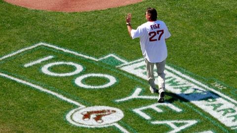 Highlighting World Series walk-off homers on Fisk's 40th anniversary