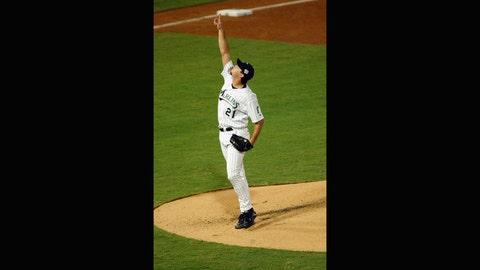 Josh Beckett: 2003 World Series, Game 6