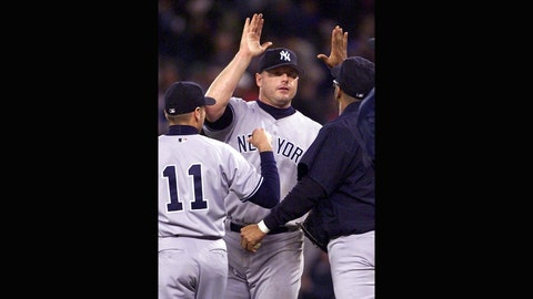 Roger Clemens: 2000 ALCS, Game 4