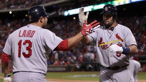 Albert Pujols: 2011 World Series, Game 3.