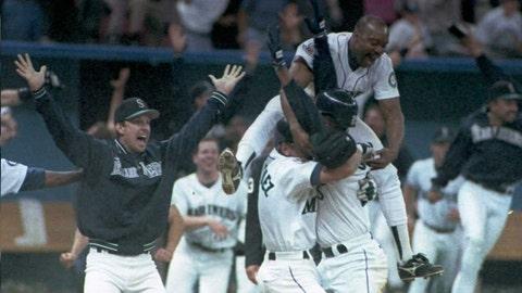 Edgar Martinez: 1995 ALDS, Game 4