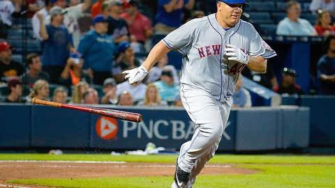 Mets: Bartolo Colon