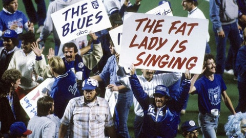The fat lady has sung