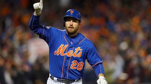 Mets: Daniel Murphy, second base