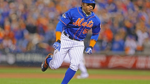 Mets: Yoenis Cespedes, outfield