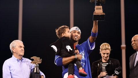 Royals: Alcides Escobar, shortstop