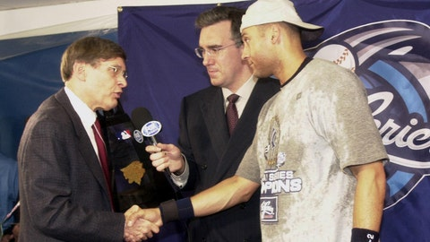 2000: Derek Jeter, New York Yankees