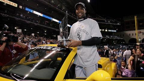 2005: Jermaine Dye, Chicago White Sox